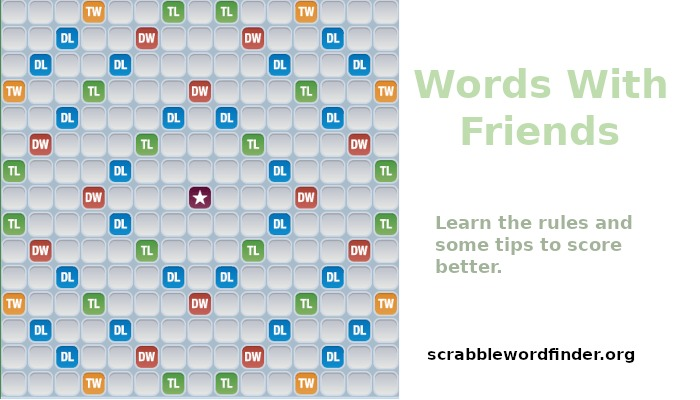Words with Friends - Rules & Tips